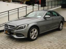 Mercedes Benz - C180 Exclusive 1.6 CGI 156cv AT 2015 - 2015