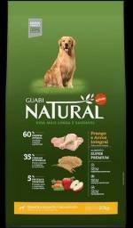 Ração Natural Guabi Adulto Grande 20kg - Alimento Super Premium