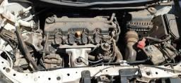 Honda Civic Para desmache Perda Total - 2012