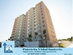 PRV46- Saia do aluguel apartamento pronto pra morar Via Sol na melhor região de Serra!