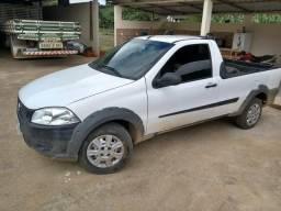 Fiat strada aceito troca - 2013