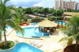 Flat barato mobiliado com parque aquático a venda em Caldas Novas GO