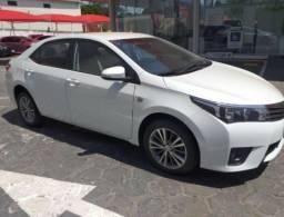 Toyota Corolla XEi 2014/15 branco perolizado - 2015