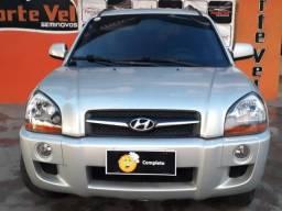 Hyundai tucson gls 2.0 aut 2012/2013-forte vel - 2013