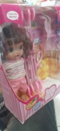 Boneca Nova na Caixa Baby Alive