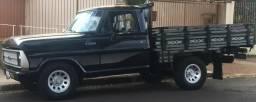 Vendo Camionete F1000, 1987, carroceria nova, motor 8000KM, totalmente revisada - 1987