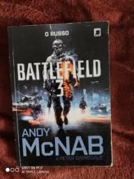 Marvel battlefield livros
