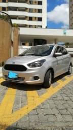 Ford KA 1.0 16/17 prata - 2017
