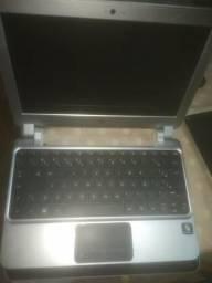 Netbook HP Dual core Revisado formatado parcelo