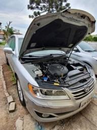 Hyundai Azera 3.3 2011 Teto Solar Baixa KM não aceito troca - 2011