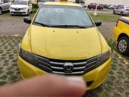 Honda city automático 2012 - 2012