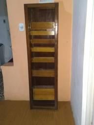 Organizador de madeira