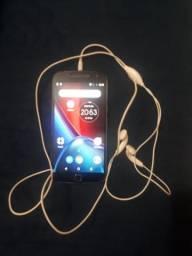Celular Motorola Moto G4 Plus de 32 GB de memória