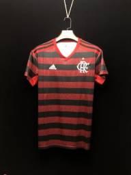 Camisas de Clubes Europeus e Brasileiros