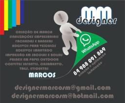 Aplicação e Designer Grafico