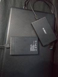 V/T HDs externos c/ USB 3.0