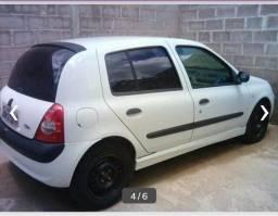 Vendo ou troco Reno clio por ford k - 2004