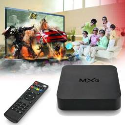 Android boxtv deixa tv smart