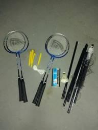 Badminton Kit Completo