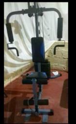 Máquina De exercicio urgente