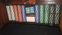 Maleta poker completa