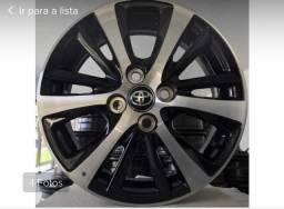 Rodas Toyota Yaris aro 15