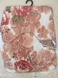 Kit de tapete de banheiro