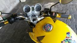 Vendo ou troco CBX 250 conservadissima!! - 2008