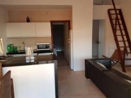 Apartamento Taiba beach resort de 1 suíte e mezanino