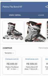 Patins Fila Bond KF -