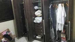 Guarda-roupa Casal 6 Portas