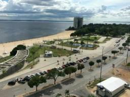 Mediterranê (praia ponta negra): 4 suítes, 4 Vagas, 260m2 semi-mobiliado alto padrão