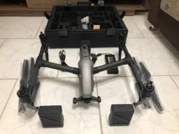 Drone DJI Inspire II + câmera Zenmuse X4S