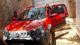Fiat Uno Way - 2014