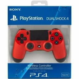 Joystick Sony Original*Novo Lacrado Play4 *Nota fiscal