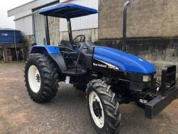 Trator New Holland tl75 ano 2005