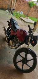 Vendo moto 150 - 2006
