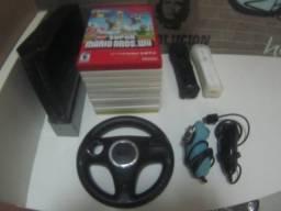 Nintendo WII + 10 Jogos