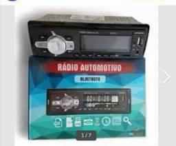 Radio Automotivo Bluetooth