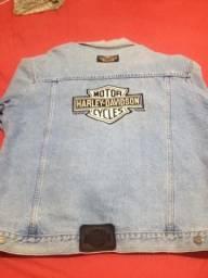 Só R$80!!! Jaqueta Harley Davidson