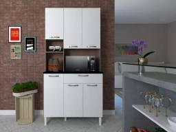 Promoção de Kit de Cozinha Tannat 6 portas 27 999761681