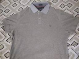 01606959df Camisa polo Tommy Hilfiger tamanho p m usado apenas uma vez