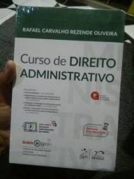 Livro CURSO DE DIREITO ADMINISTRATIVO