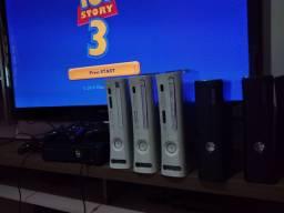 Xbox desbloqueados com garantia....