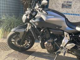 MT07 ABS 2017