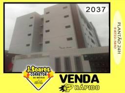Apartamento 2 Quartos para Venda em João Pessoa, Jardim Cidade Universitária, 2 dormitório