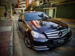 $RST$ Mercedes-Benz C-180 CGI Classic 1.8 - 2012 Top da Categoria $RST$
