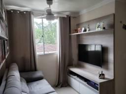 Apartamento 2Q - Onibus na porta/Lazer Completo/Mobiliado