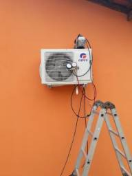 VENDAS e instalações de ar condicionado