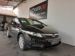 Civic Lxs 1.8 Completo -Automático - 2013